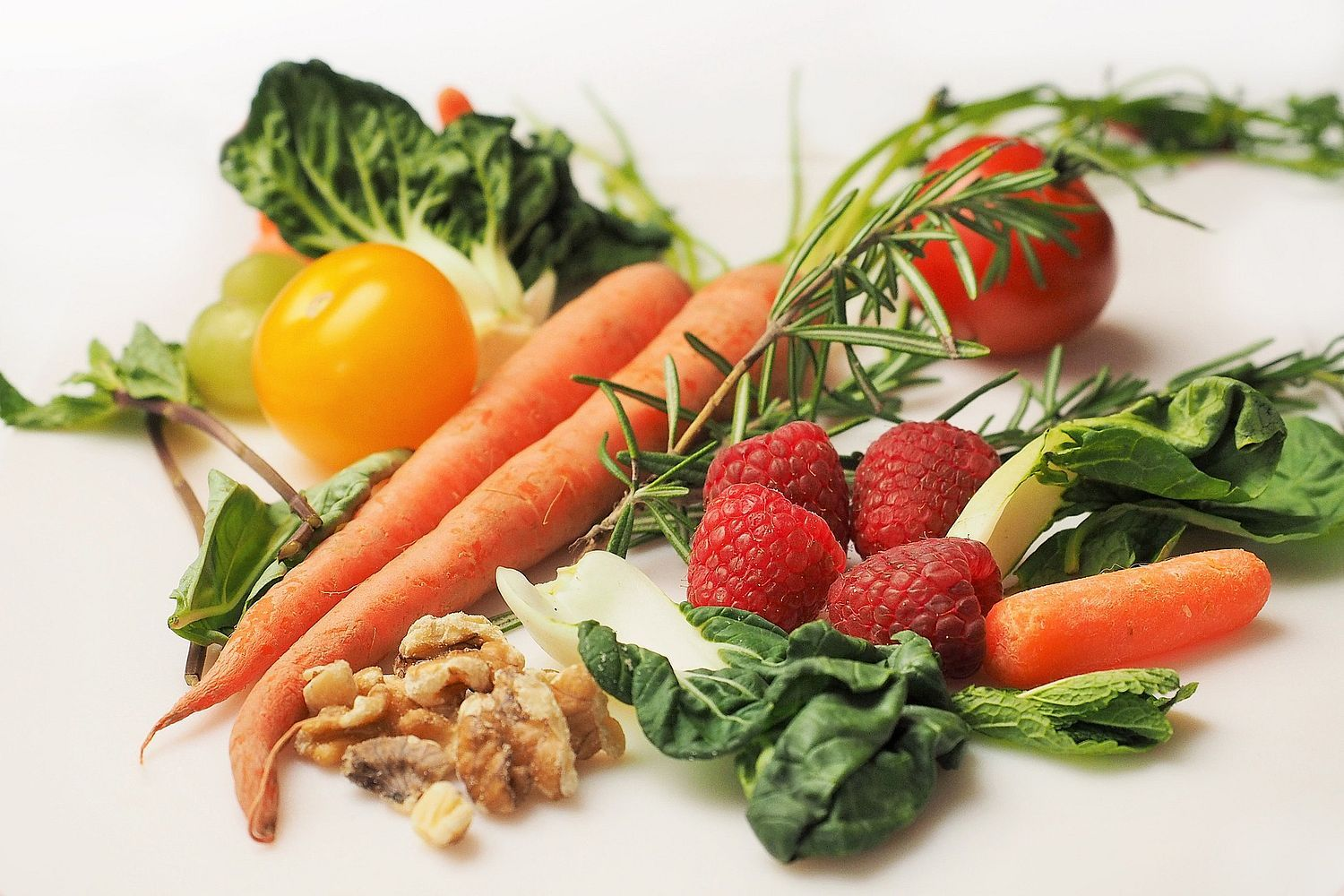 5 healthy food for the refrigerator